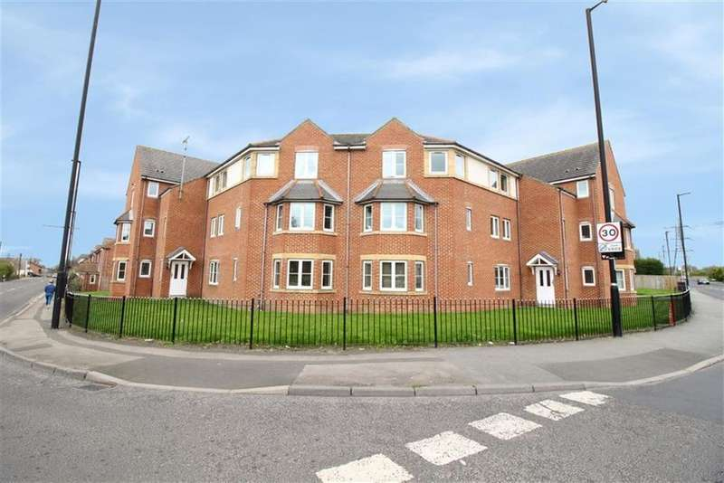 2 Bedrooms Flat for sale in Edgefield, Northumberland Park