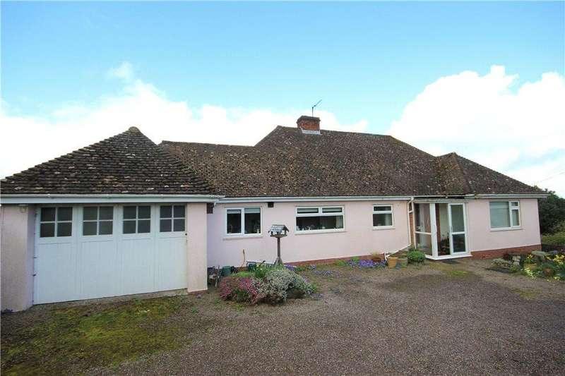 2 Bedrooms Detached Bungalow for sale in Kingsthorne, Hereford, HR2