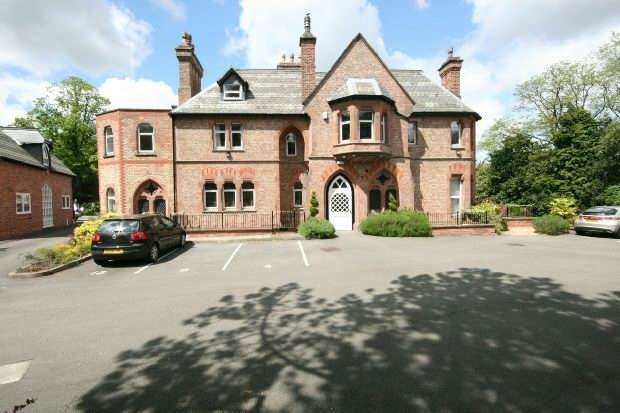 2 Bedrooms Apartment Flat for sale in Highgate Road, Altrincham