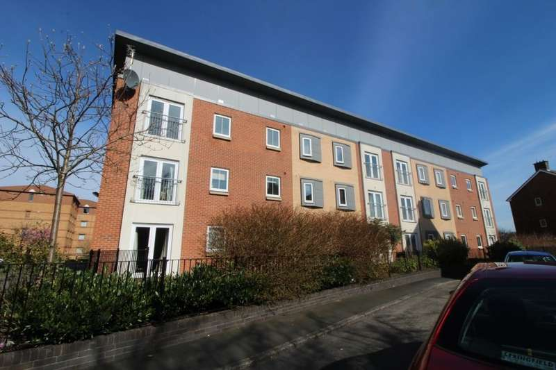 1 Bedroom Flat for sale in Wrendale Court, Gosforth, Newcastle Upon Tyne, NE3