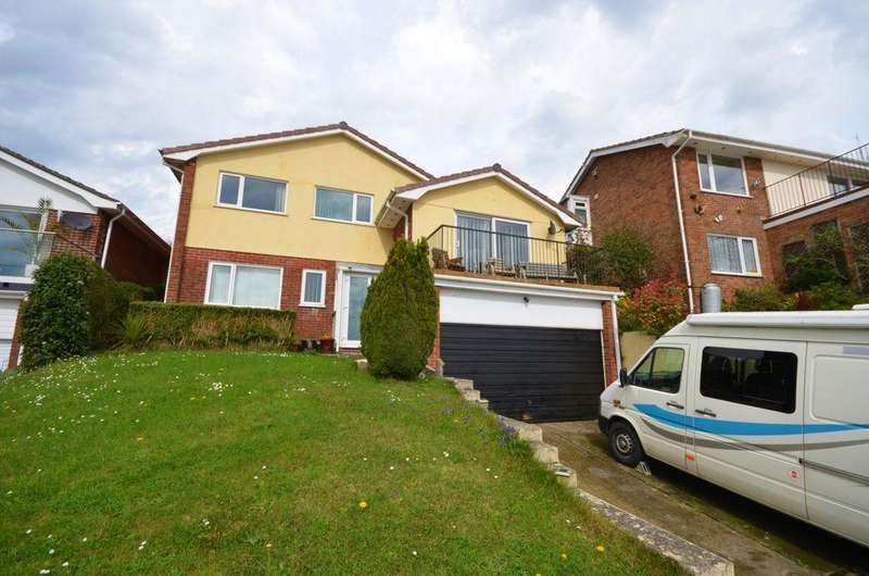 4 Bedrooms House for sale in Meadow Park, Dawlish, EX7
