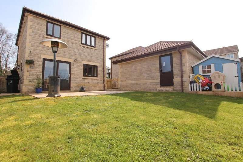 3 Bedrooms Detached House for sale in Chilcompton, Near Bath