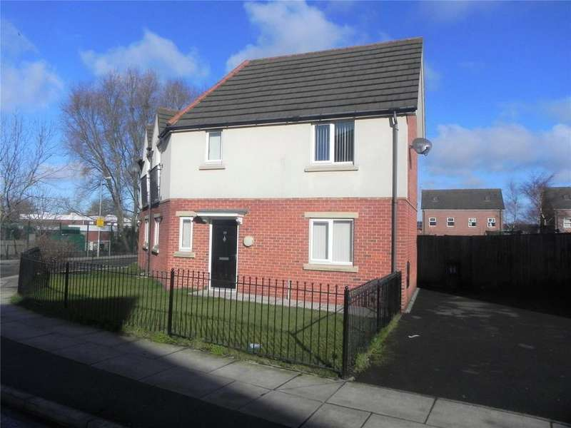 3 Bedrooms House for sale in Waterworks Street, Bootle, L20