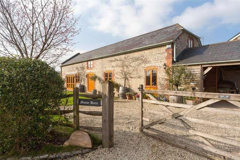 3 Bedrooms Unique Property for sale in Fisherton De La Mere, Warminster, Wiltshire, BA12