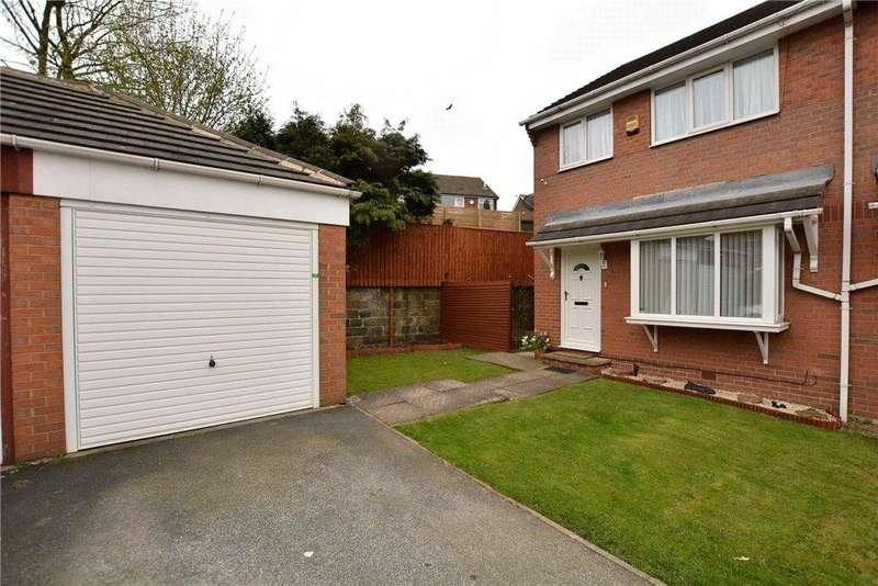 3 Bedrooms Semi Detached House for sale in Elder Croft, Leeds, West Yorkshire
