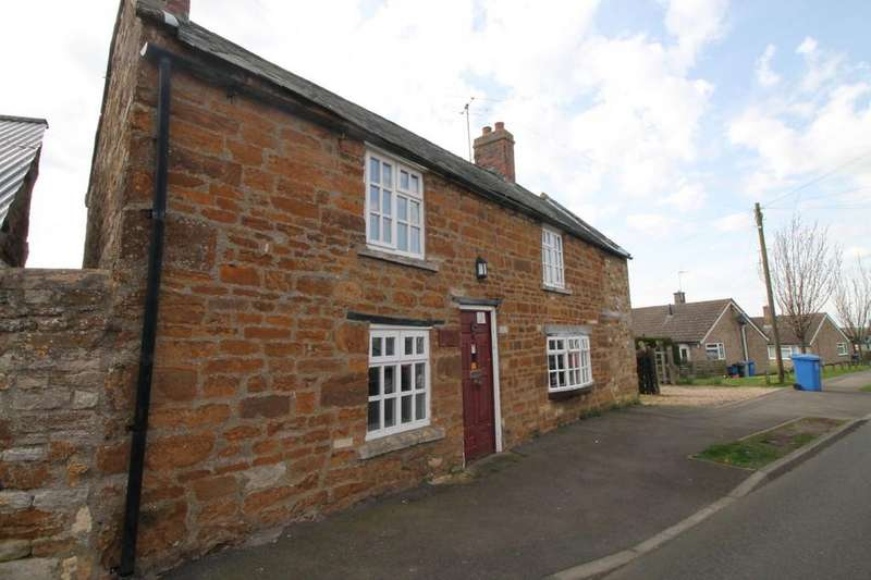 2 Bedrooms Detached House for sale in Queens Road, Wilbarston