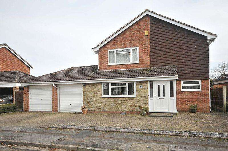 4 Bedrooms Detached House for sale in Willow Green, Knutsford