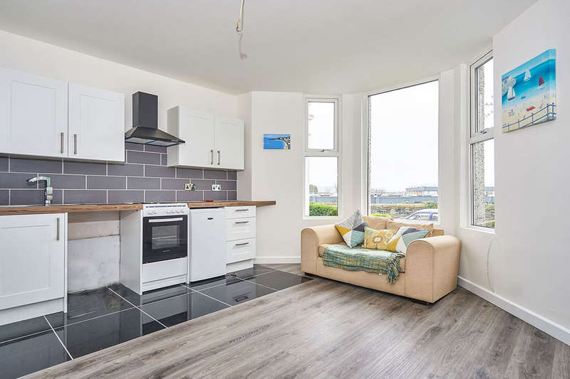 1 Bedroom Flat for sale in Paradise Road, Plymouth, PL1
