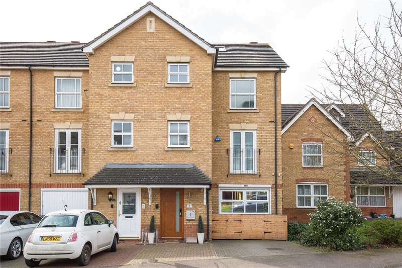 5 Bedrooms End Of Terrace House for sale in Pickering Gardens, Friern Barnet, London, N11