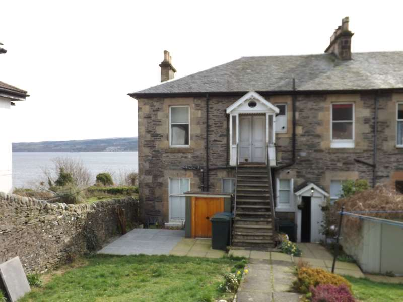 3 Bedrooms Flat for sale in 4 Davidson Place North Campbell Road, Innellan, Dunoon, PA23 7SB