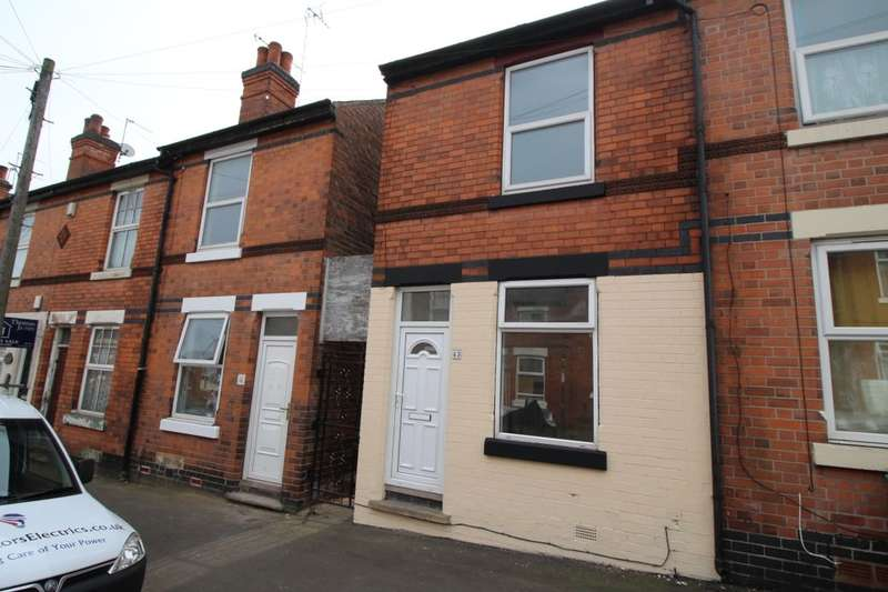 2 Bedrooms Property for sale in Rossington Road, Nottingham, NG2