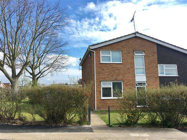 3 Bedrooms Semi Detached House for sale in Chatsworth Crescent, Ipswich