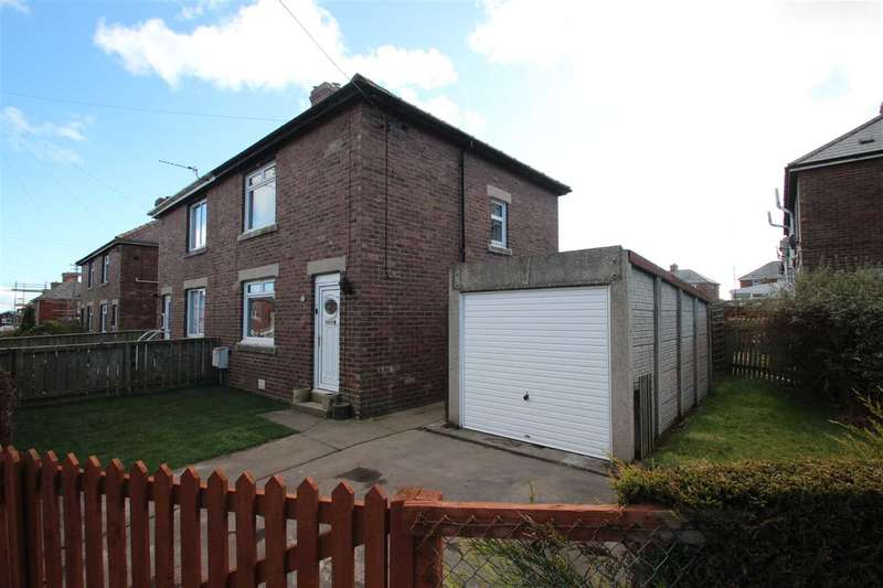 2 Bedrooms Semi Detached House for sale in Pixley Dell, Consett, Delves Lane