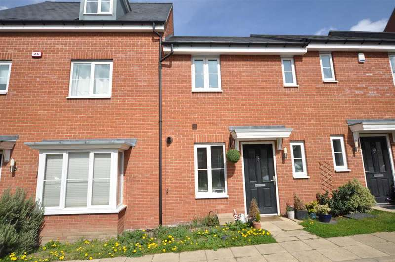 2 Bedrooms Terraced House for sale in Little Highwood Way, Brentwood