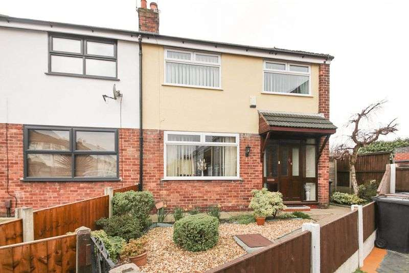 3 Bedrooms Semi Detached House for sale in Edinburgh Drive, Pemberton, Wigan