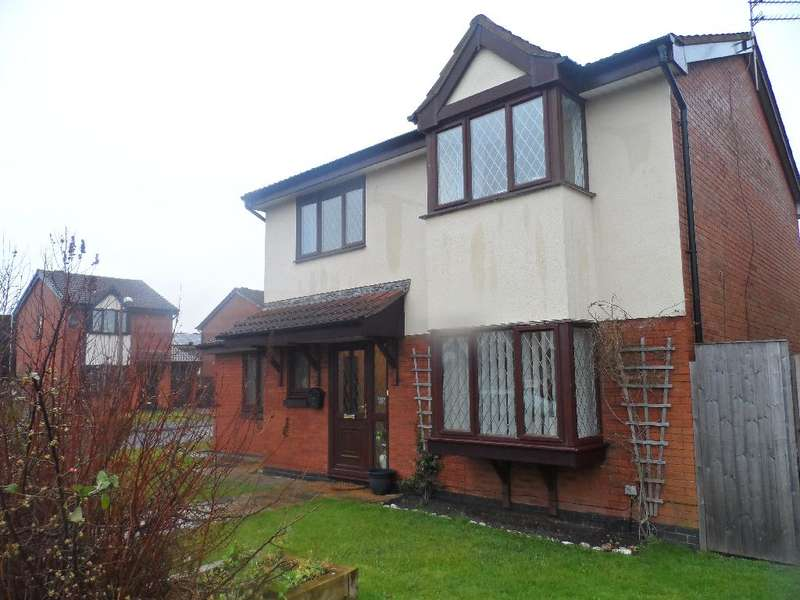 4 Bedrooms Detached House for sale in Pheasant Wood Drive, Thornton Cleveleys, FY5 2AW