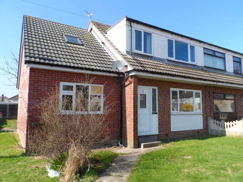 4 Bedrooms Detached Bungalow for sale in Worsley Close, KNOTT END ON SEA, FY6 0BL