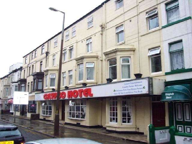 39 Bedrooms Hotel Commercial for sale in ALBERT ROAD, Blackpool, FY1 4TA
