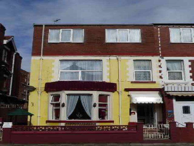 10 Bedrooms Hotel Commercial for sale in Palatine Road, Blackpool, FY1 4BY