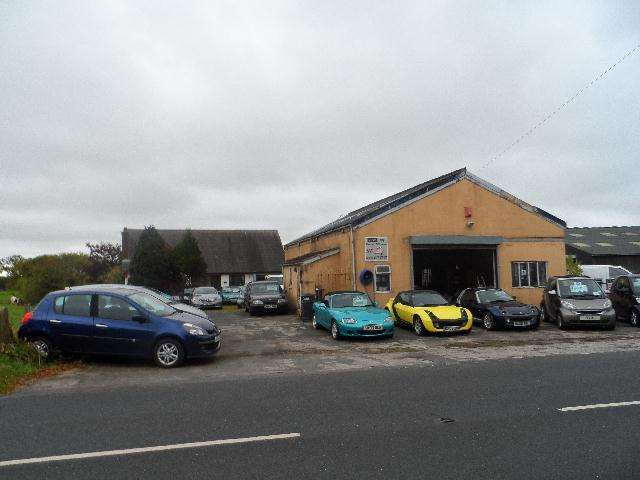 Light Industrial Commercial for sale in Lodge Lane, PRESTON, PR4 3YH