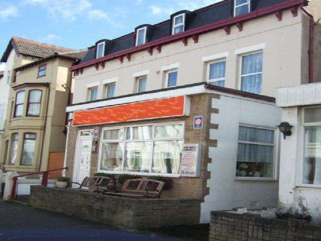 Hotel Commercial for sale in Withnell Road, Blackpool, FY4 1HE