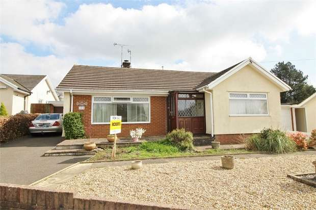 3 Bedrooms Detached Bungalow for sale in Ashford Close North, Croesyceiliog, Cwmbran, Torfaen