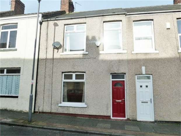 3 Bedrooms Terraced House for sale in North Street, Spennymoor, Durham