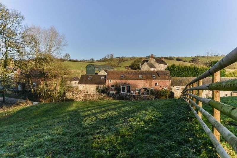 4 Bedrooms Property for sale in Kniveton, Ashbourne