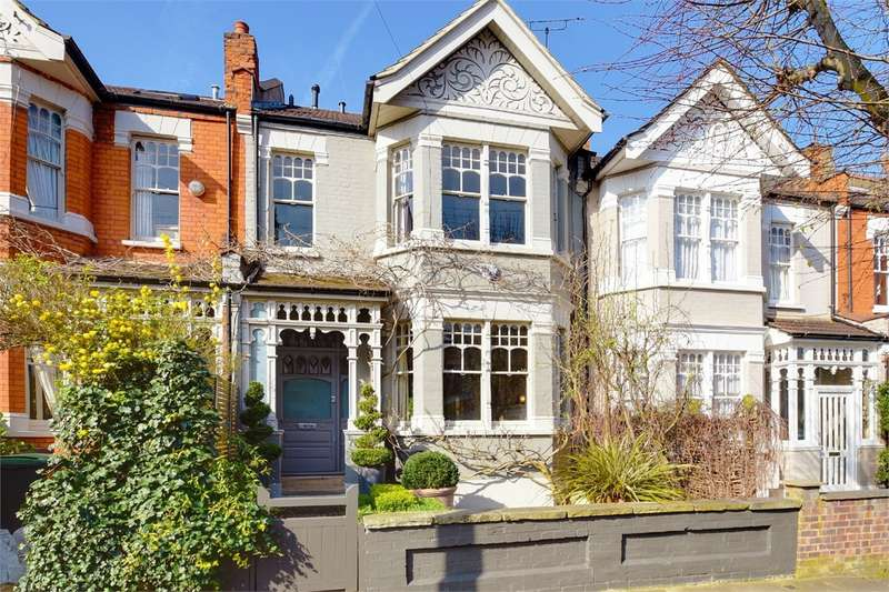 4 Bedrooms Terraced House for sale in Clyde Road, Alexandra Park, London