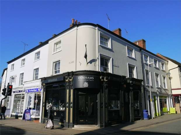 1 Bedroom Flat for sale in 1 Adam and Eve Street, Market Harborough, Leicestershire