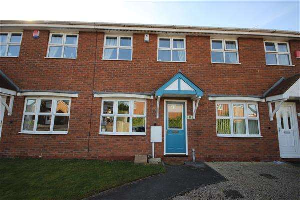 2 Bedrooms Town House for sale in Althrop Grove, Meir Hay, Stoke-on-Trent