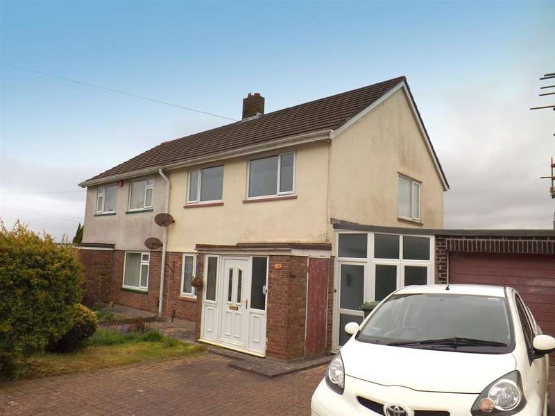 3 Bedrooms Semi Detached House for sale in Stanborough Road, Plymstock, Plymouth