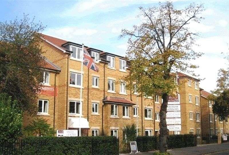 1 Bedroom Retirement Property for sale in Sutton, Hampton Lodge