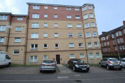 2 Bedrooms Flat for sale in Hillfoot Street, Glasgow