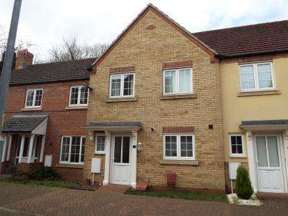 3 Bedrooms Terraced House for sale in Sutton Bridge, Spalding, Lincolnshire
