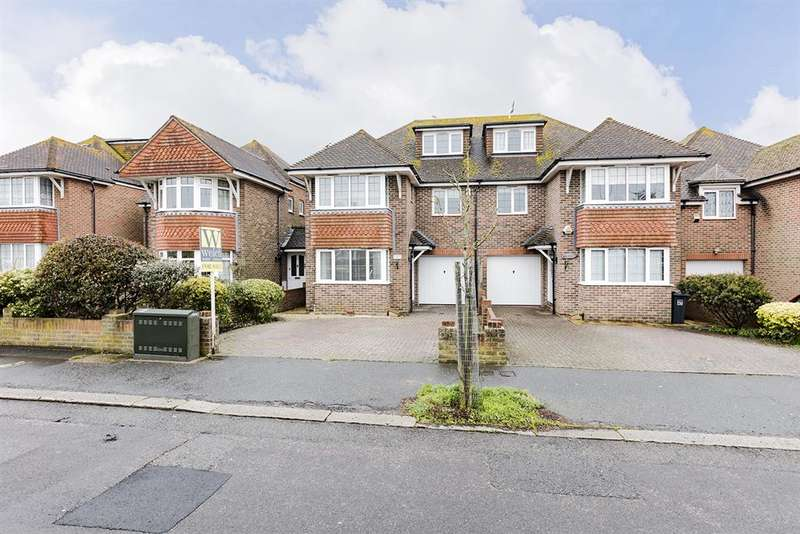 5 Bedrooms Semi Detached House for sale in Wallace Mews, Wallace Avenue, Goring-By-Sea, Worthing, BN11 5SS