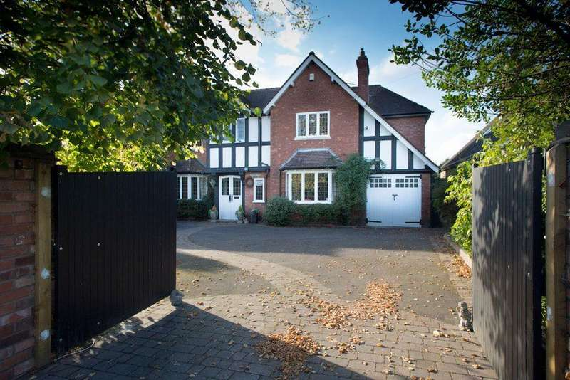 6 Bedrooms Property for sale in Station Road, Dorridge, Solihull