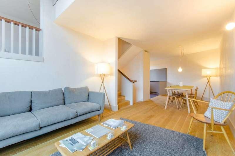 5 Bedrooms Flat for rent in Wenlock Street, Islington, N1