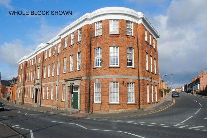 2 Bedrooms Flat for sale in Rectory Road, Rushden