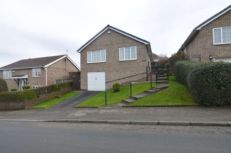 2 Bedrooms Detached Bungalow for sale in Cobblers Lane, Pontefract