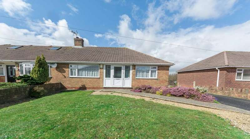 2 Bedrooms Semi Detached Bungalow for sale in Julian Road, Sholing, Southampton SO19