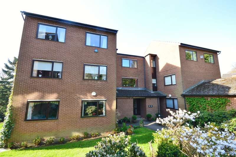 3 Bedrooms Flat for sale in 26 Whinfell Court, Whirlow, S11 9QA