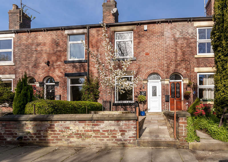 3 Bedrooms Terraced House for sale in 58 Marriott Road, Millhouses, S7 2QH