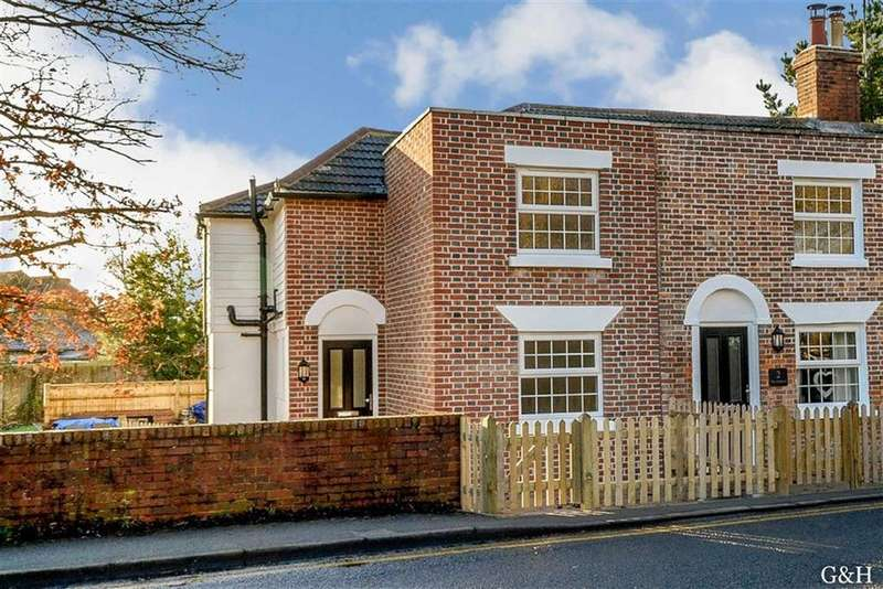 3 Bedrooms Semi Detached House for sale in The Quinces, Hamstreet, Kent