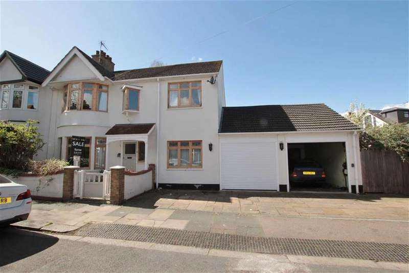 5 Bedrooms Semi Detached House for sale in Victoria Drive, Leigh-On-Sea, Essex