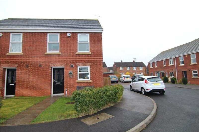 3 Bedrooms Semi Detached House for sale in McCormick Close, Bowburn, DH6