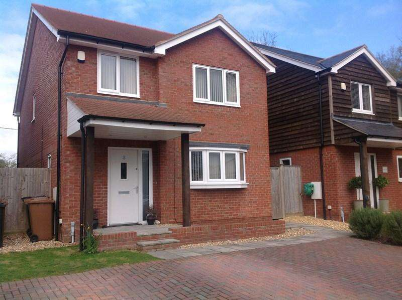 4 Bedrooms Detached House for sale in Walworth Road, Picket Piece, Andover