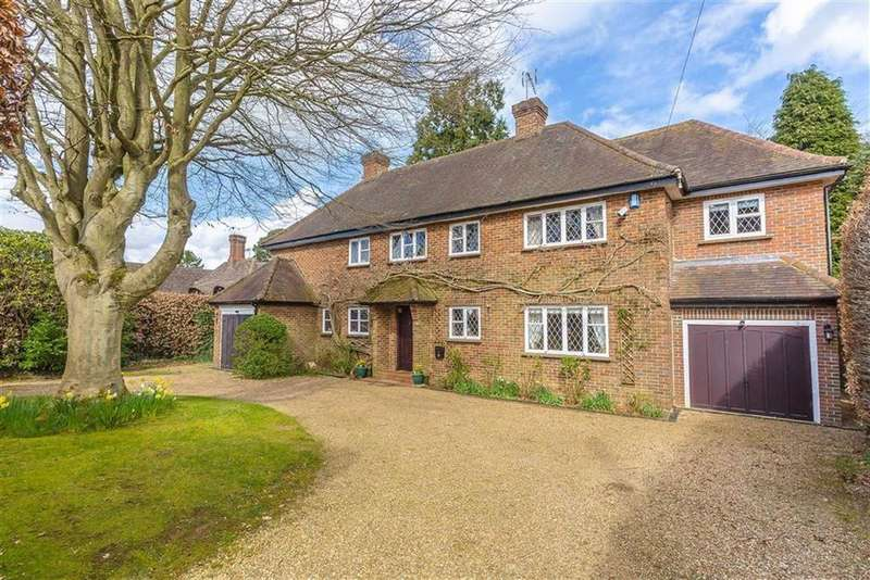 6 Bedrooms Detached House for sale in Quarry Road, Oxted, Surrey