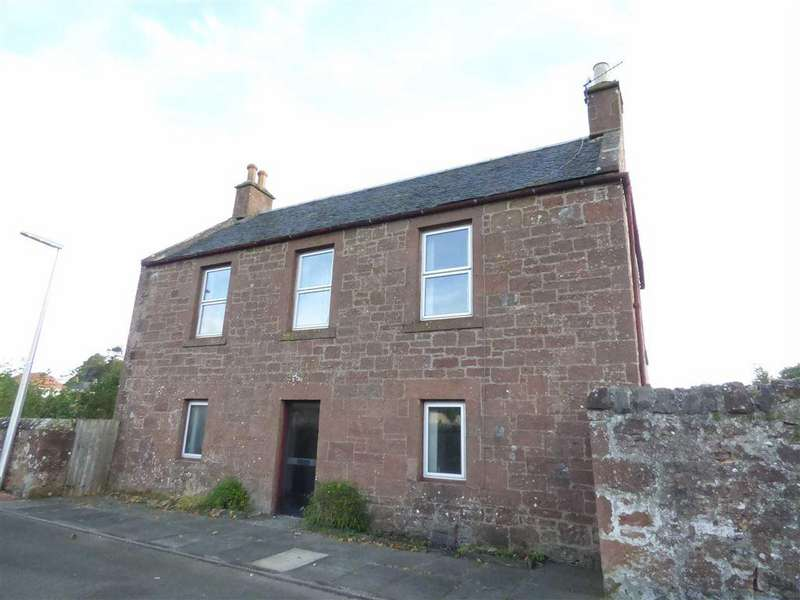 3 Bedrooms Detached House for sale in Kirk Wynd, Strathmiglo, Fife