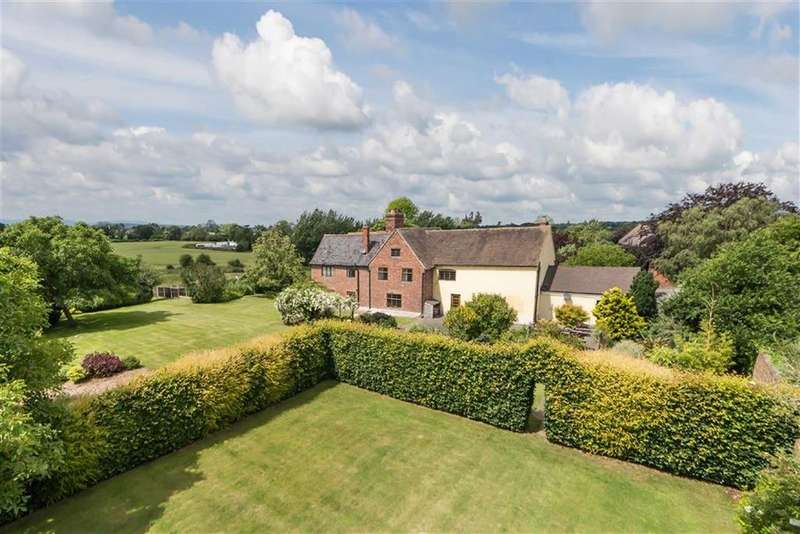 6 Bedrooms Detached House for sale in Lower Pulley Lane, Lower Pulley, Shrewsbury